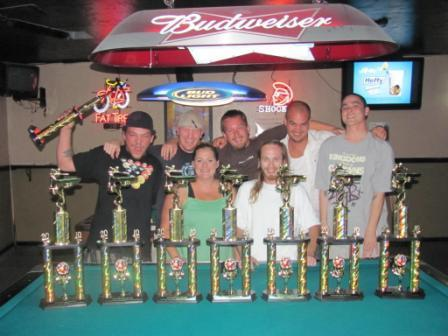 South Orange County APA Local Team Championship 9-Ball Winner Whatever